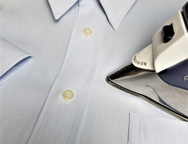 How to Iron a Dress Shirt Properly