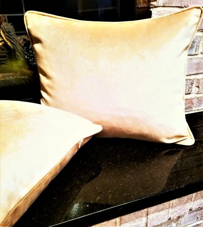 Make Removable Pillow Covers with a Zipper