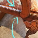 How to repair loose or broken chair parts part 2