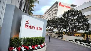 my critical review of the Beverly Hilton hotel