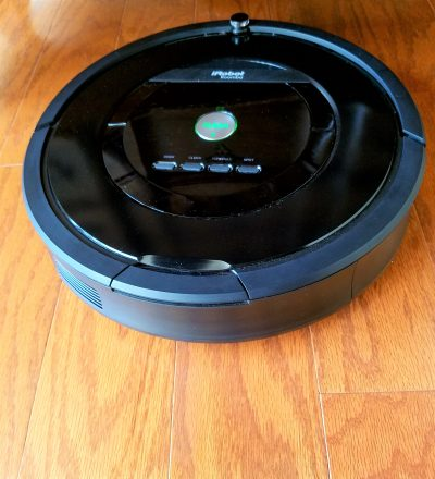 honest review of iRobot Roomba 805 vacuum