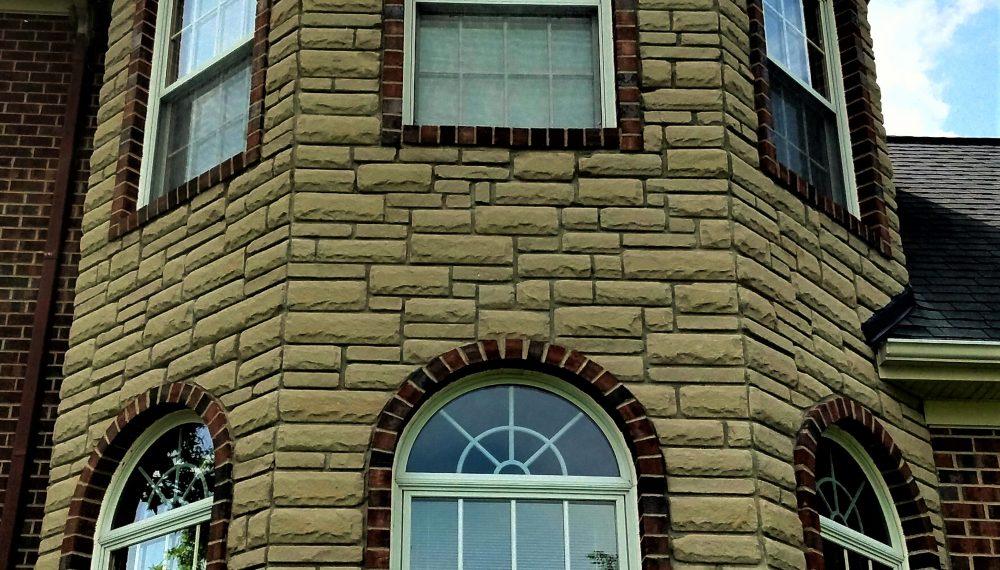 DIY Blackout Arch Window Shade