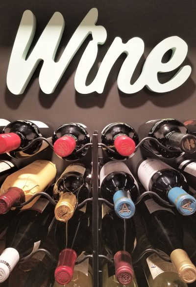 DIY Wine Rack plans for 196 bottles