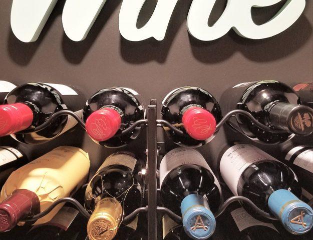 DIY Wine Rack plans for 196 bottles