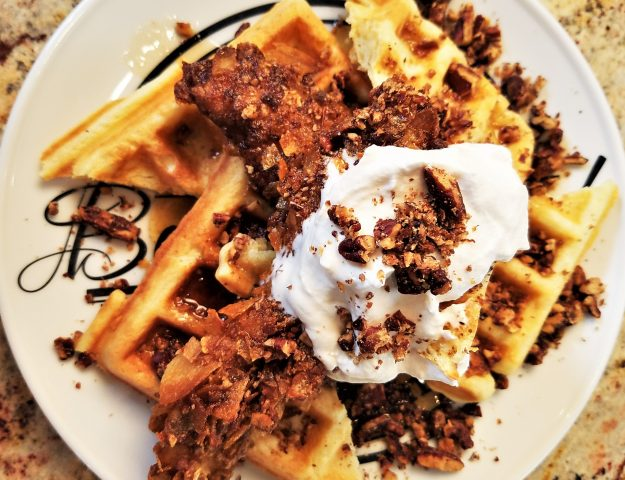 Fried Chicken and Waffles Recipe