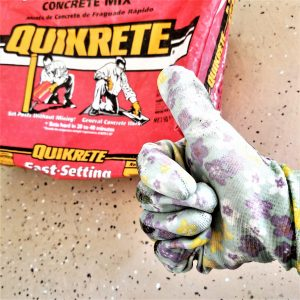 Quikrete One Bag Challenge